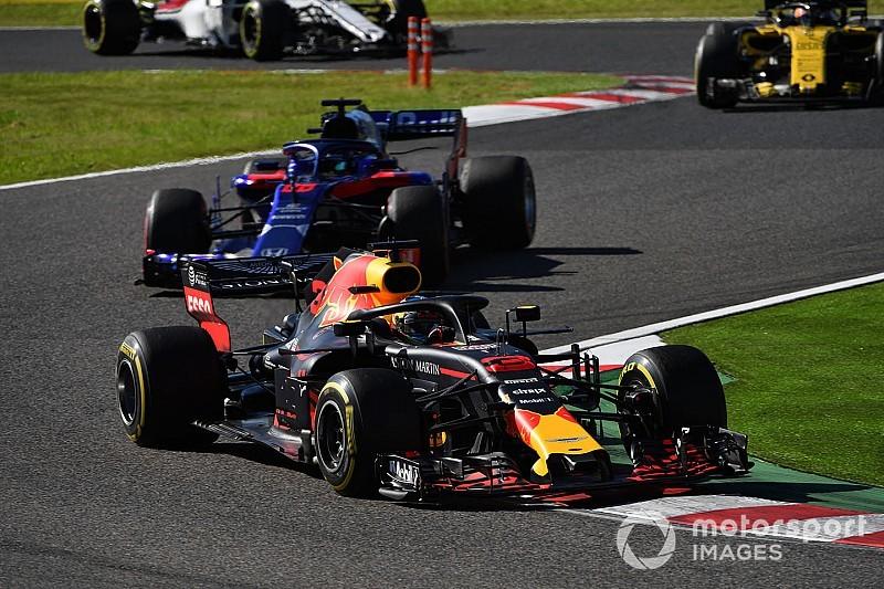 Ricciardo: jobb lenne azt látni, hogy minden futamon fejődik a Renault