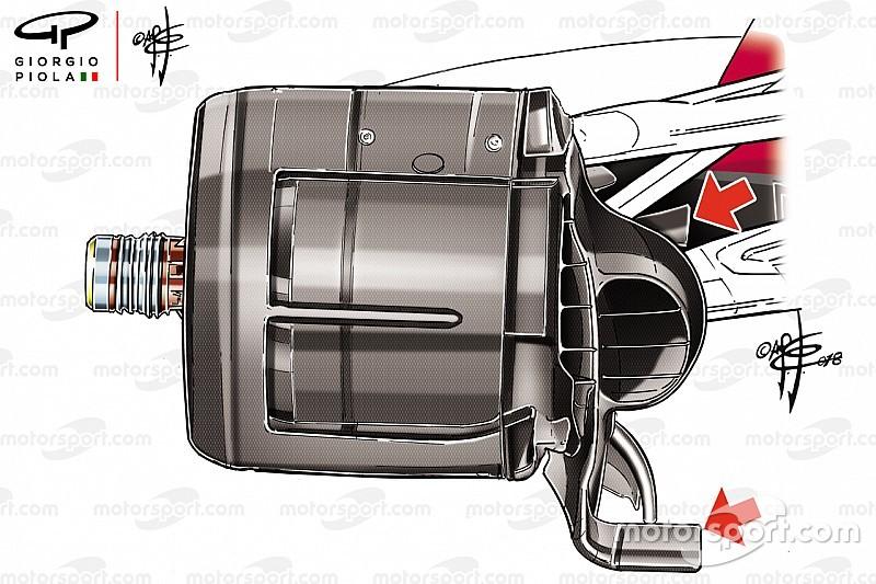 Теханаліз: Як Ferrari продовжила розвиток попри втрачені шанси