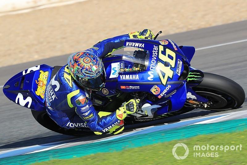 Rossi besorgt über Yamaha-Motor: