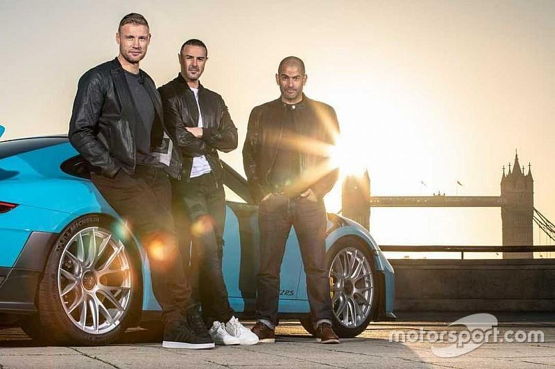 Шоу Top Gear знову змінило ведучих