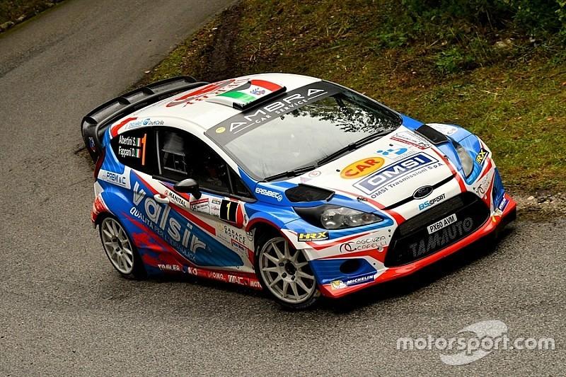 Tris di Stefano Albertini e Danilo Fappani con la vittoria al 54° Rally del Friuli Venezia