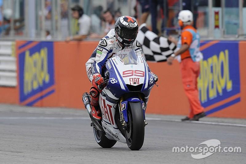 Komentari krisis Yamaha, Lorenzo: Mereka akan bangkit