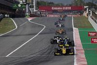 Los horarios de la F2 y la F3 en Barcelona