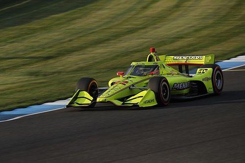 Penske krimpt in en gaat terug naar drie fulltime IndyCar-auto's