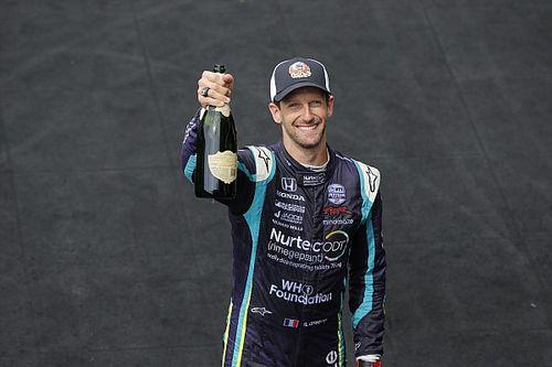 Grosjean, 2022'de Andretti ile yarışmaya hazırlanıyor