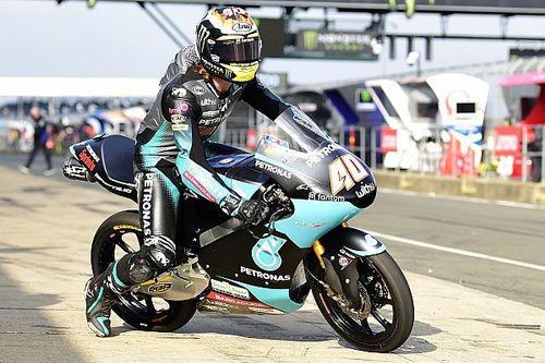 Moto3 Aragon sıralama turları: Binder uzun süre sonra ilk kez polede, Deniz altıncı oldu