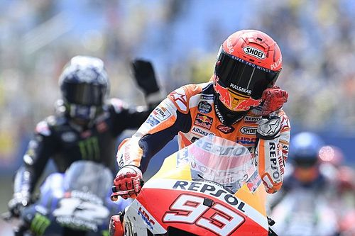 """People """"forgot"""" who Marc Marquez was for a while, says Honda MotoGP boss"""