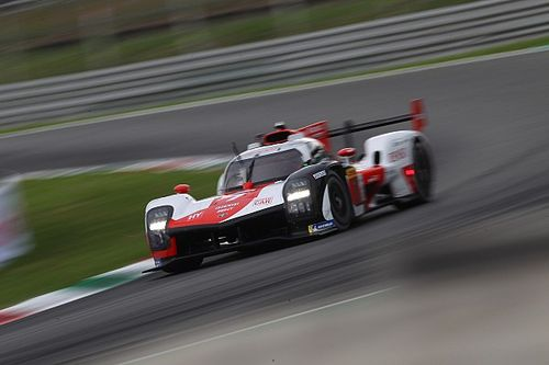 """Pechito"" López le da la pole al Toyota #7 en Monza"