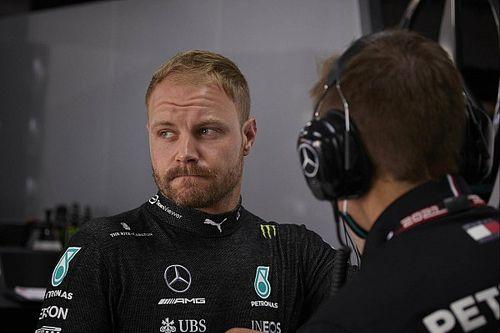 """Bottas ontkent onvrede binnen Mercedes: """"Compleet verkeerde suggestie"""""""