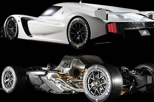 La Toyota GR Super Sport sera plus puissante que l'Hypercar