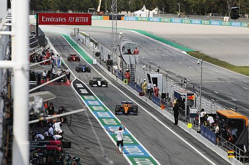 Live: Follow Spanish GP practice as it happens
