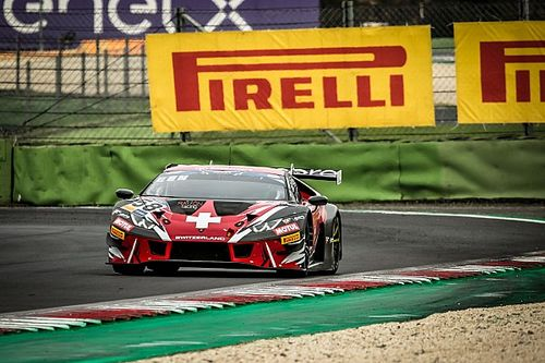Pas de médailles pour la Suisse aux FIA Motorsport Games