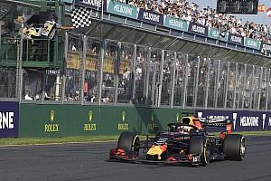 Honda soulagé par son podium mais conscient de l'écart à combler