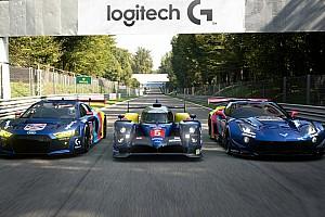 Alonso lanza equipo de esports con Logitech