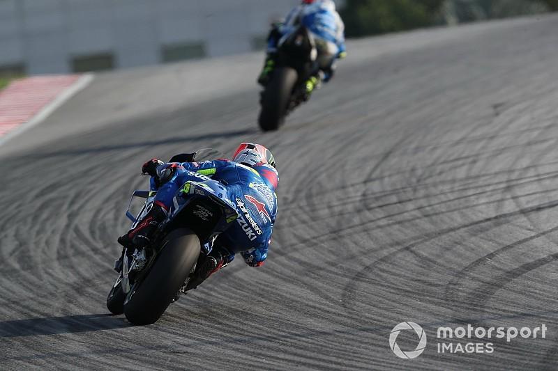 Гонщики MotoGP розглядають альтернативу штрафу втрати позицій