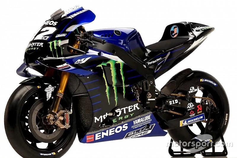 Yamaha, 2019 YZR-M1'i tanıttı
