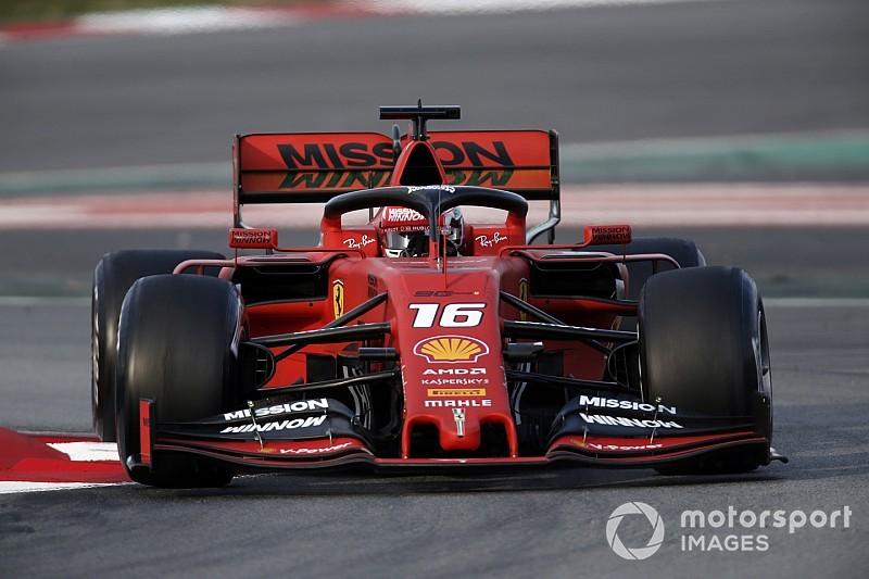 Barcelone, J2 - Leclerc en tête, grosse frayeur pour Ricciardo