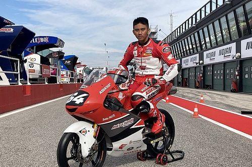 Hasil FP1 Moto3 Emilia Romagna: Dua Pembalap Indonesia 10 Besar