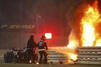 Todt: necesitamos entender lo que sucedió en el accidente de Grosjean