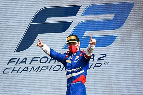 Bahrain F2: Shwartzman eases to win, no points for Ilott