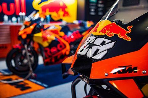 KTM muestra la moto que llevarán Binder y Oliveira en 2021