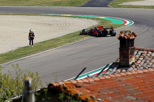 Perez en Ocon onbestraft na incident in F1-training Imola