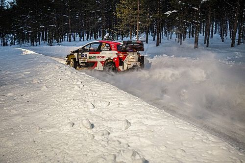 Toyota doesn't feel disadvantaged relying on private WRC tests