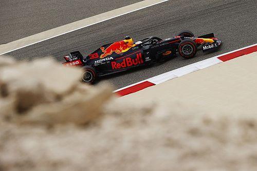 Ферстаппен опередил Хэмилтона на четверть секунды в последней тренировке в Бахрейне