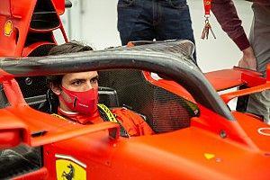 Sainz Ingin Suasana McLaren di Ferrari