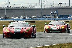 Daytona Roar: buona qualifica per le Ferrari