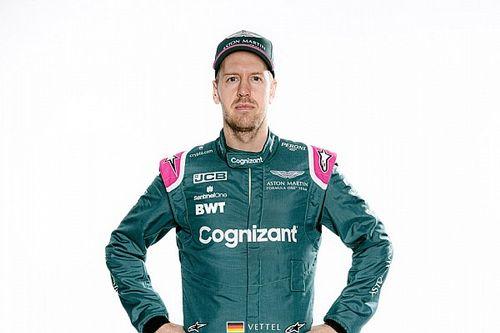 Vettel mantiene la misma presión a pesar de haber dejado Ferrari