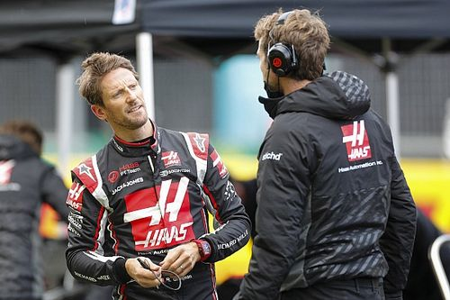 Grosjean suggests others have managed him better than Haas