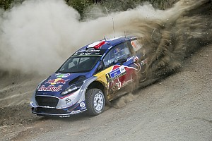 WRC Nieuws Ogier voorziet meer problemen met oververhitting tijdens Rally Mexico