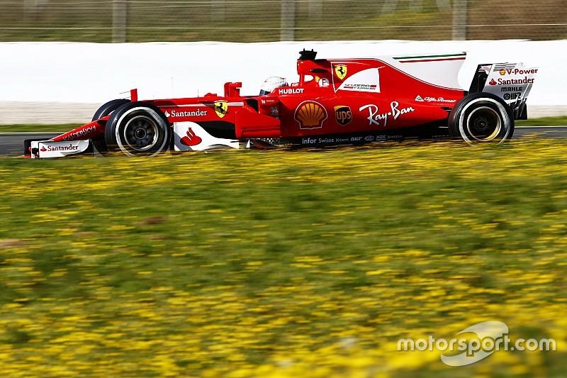 """Sebastian Vettel: Ferrari hat mit F1-Auto für 2017 """"noch viel, viel Arbeit"""""""