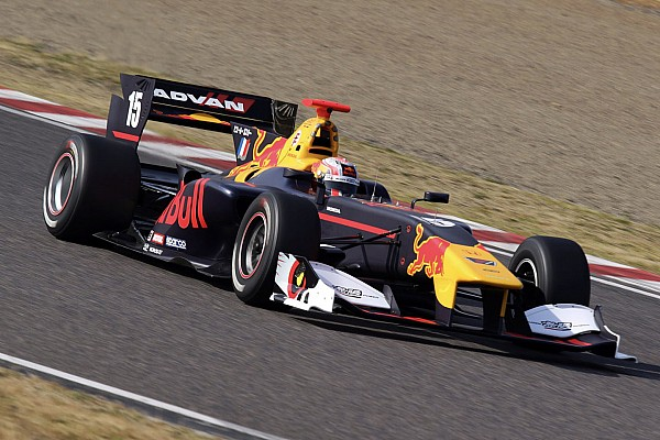 Super Formula Interview Gasly says Super Formula car a