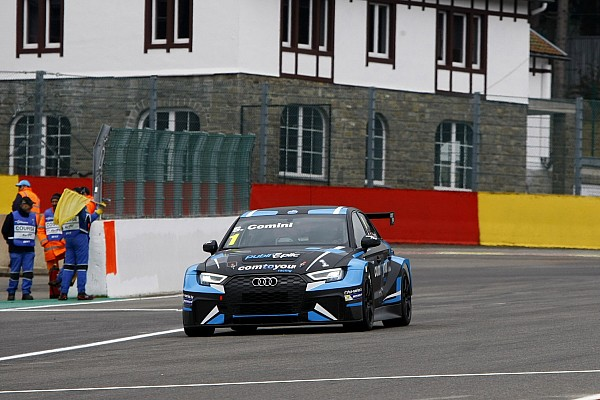 Stefano Comini gives maiden win to Audi and Comtoyou