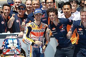 """MotoGP Noticias de última hora Pedrosa: """"Me ha motivado ver a Márquez siguiendo mi rueda"""""""
