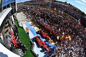 F1 Top List GALERÍA: las mejores fotos del GP de Hungría