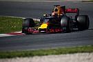 Verstappen: El Red Bull