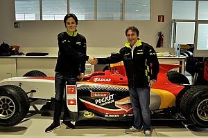 FIA F2 Ultime notizie Ralph Boschung saluta la GP3 e passa in F.2 col team Campos Racing