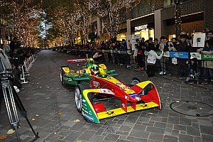フォーミュラE 速報ニュース 日本でのePrix開催はいつか? アガグCEO「日本開催は我々の目標」