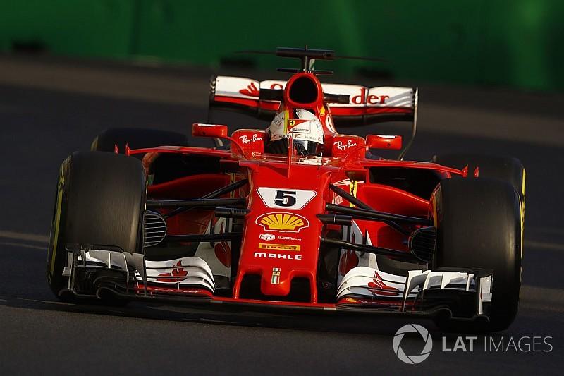 Феттель решил не обращать внимания на скорость Mercedes в квалификации