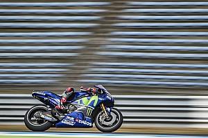 MotoGP Practice report Assen MotoGP: Vinales leads rain-affected second practice