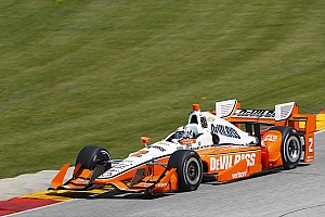 IndyCar フリー走行レポート 【インディカー】ロードアメリカFP:ペンスキー上位独占。琢磨15番手