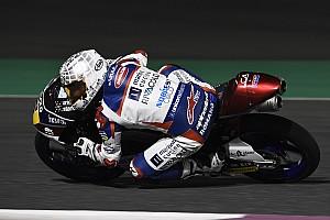 Moto3 Laporan tes Tes Moto3 Qatar: Fenati ungguli anak didik Rossi
