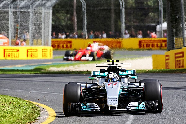 Formel 1 News Formel 1 2017: Mercedes erwartet