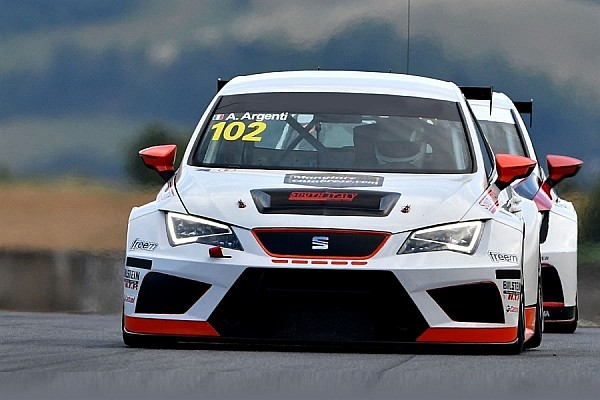 CIT Ultime notizie Andrea Argenti debutta nel TCR Italy con una Seat Leon