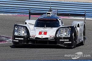 WEC Últimas notícias Imagens mostram novo protótipo da Porsche para o WEC