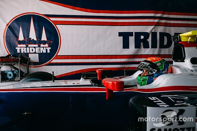 Sergio Canamasas correrá con Trident en Bahréin
