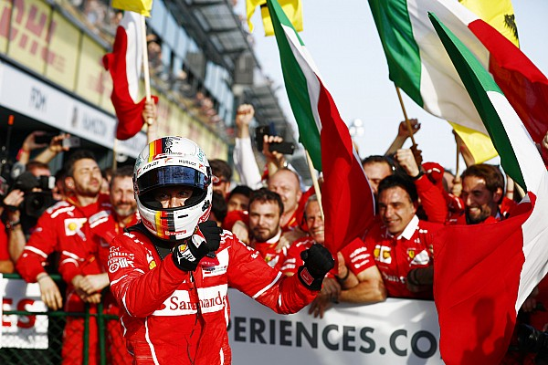 F1 突发新闻 马奇奥内:重夺冠军的时机正合适